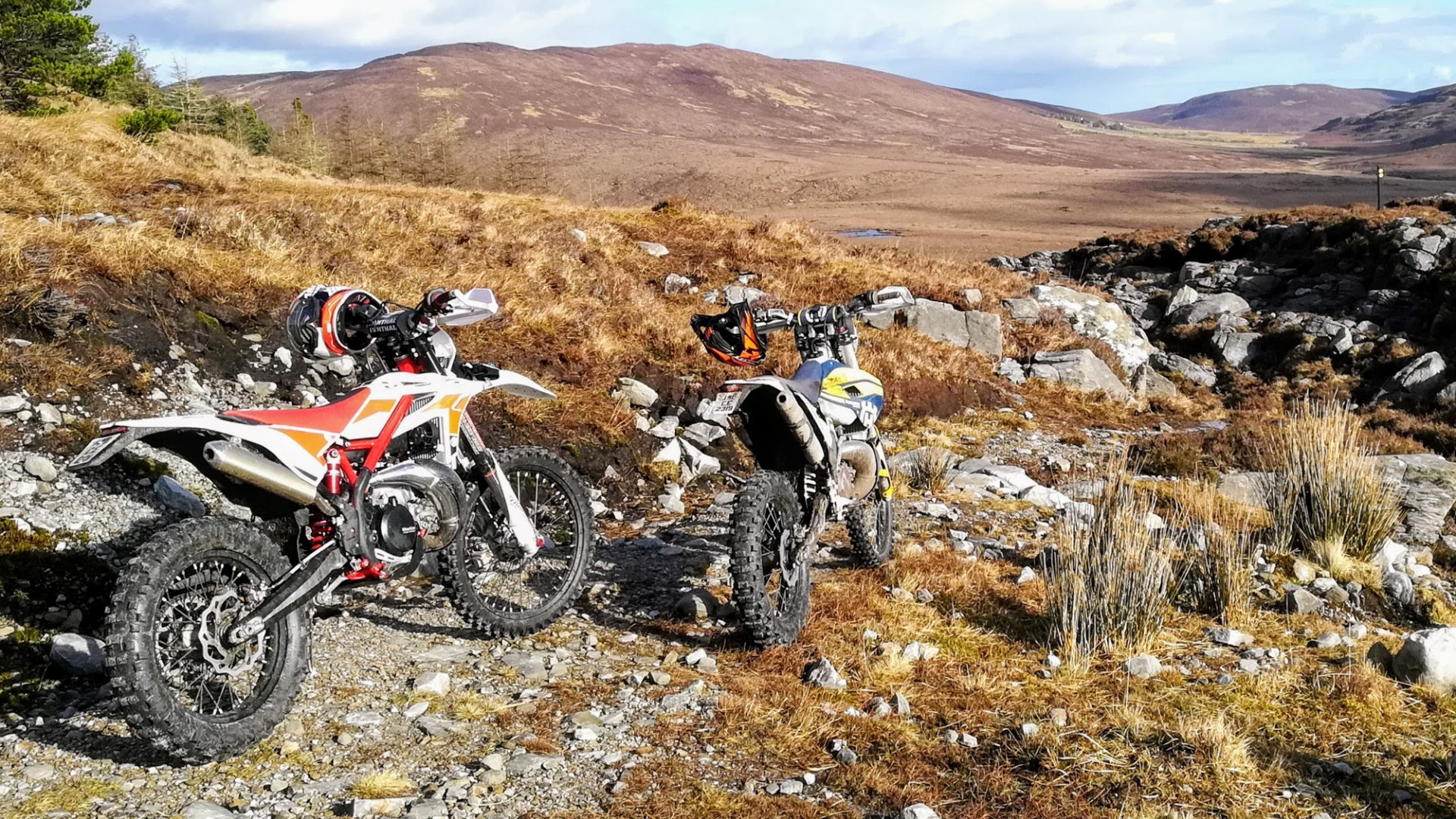 CounterShaft – Off-road Adventures and Misadventures